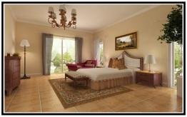 Perez Villas Master Bedroom
